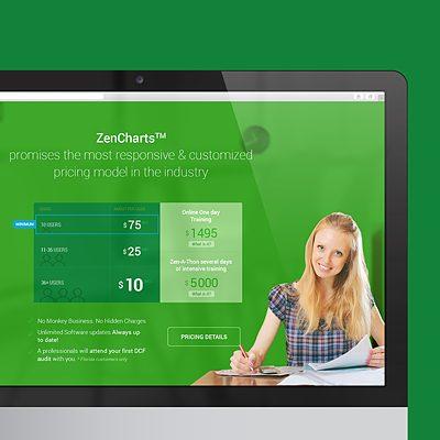 ZenCharts App
